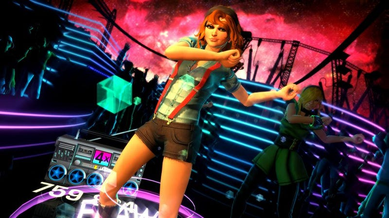 Illustration for article titled Review: Dance Central