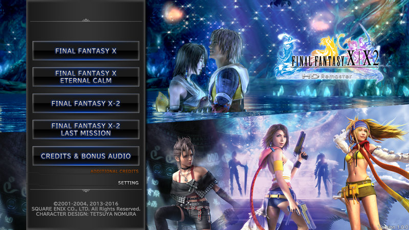 Tips for Playing Final Fantasy X (Steam version)