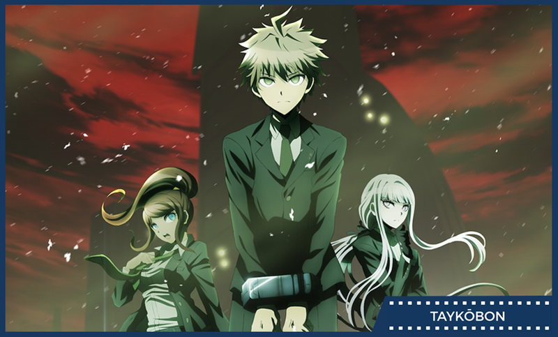 Illustration for article titled Danganronpa 3: The End of Hope's Peak  Academy - Anime Series Blog [10 / 12]