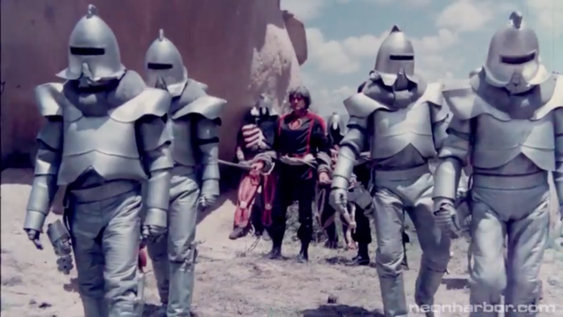 "Watch this documentary about ""Turkish Star Wars,"" one of the most notorious rip-offs ever made"