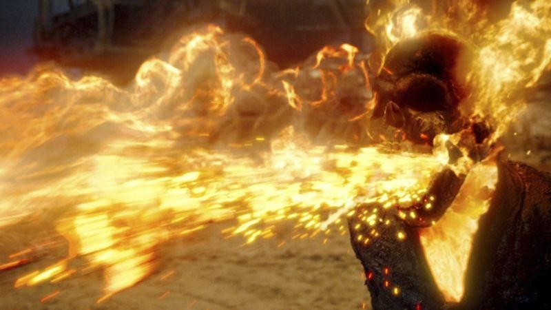 Illustration for article titled Ghost Rider: Spirit Of Vengeance