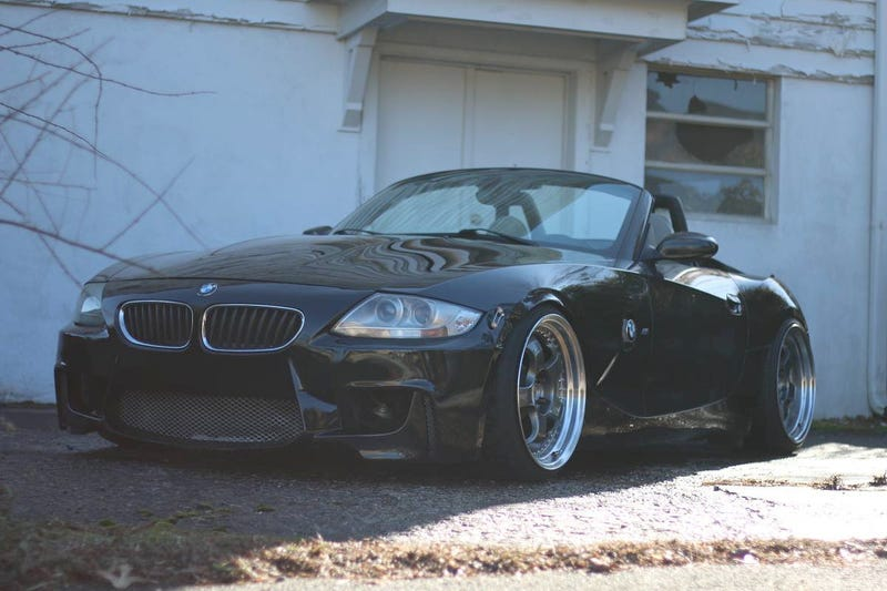 At 12 500 Could This 2006 Bmw Z4 M Roadster Have You Saying Mmmmmm