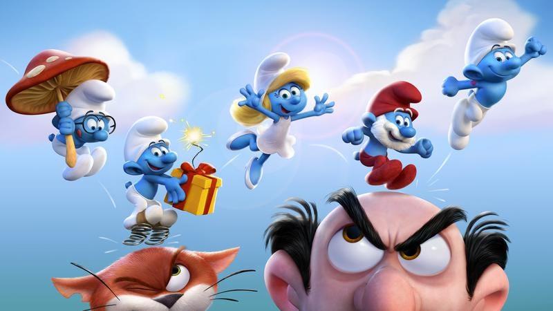 Smurfs: The Lost Village (Photo: Sony)