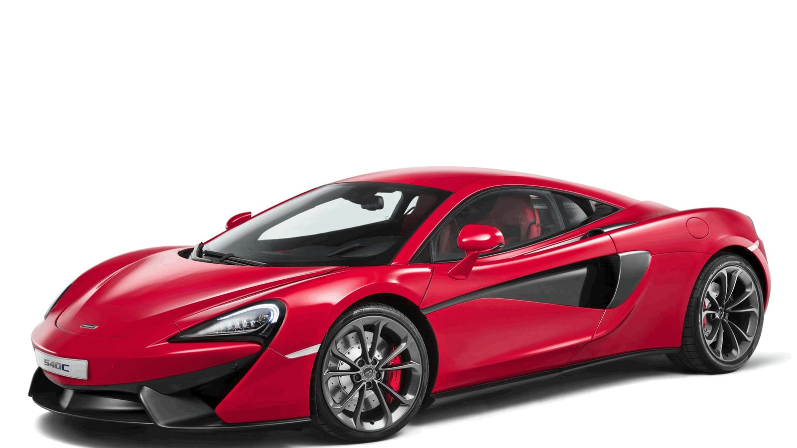 The McLaren 540C Is The Gorgeous 'Inexpensive' McLaren You