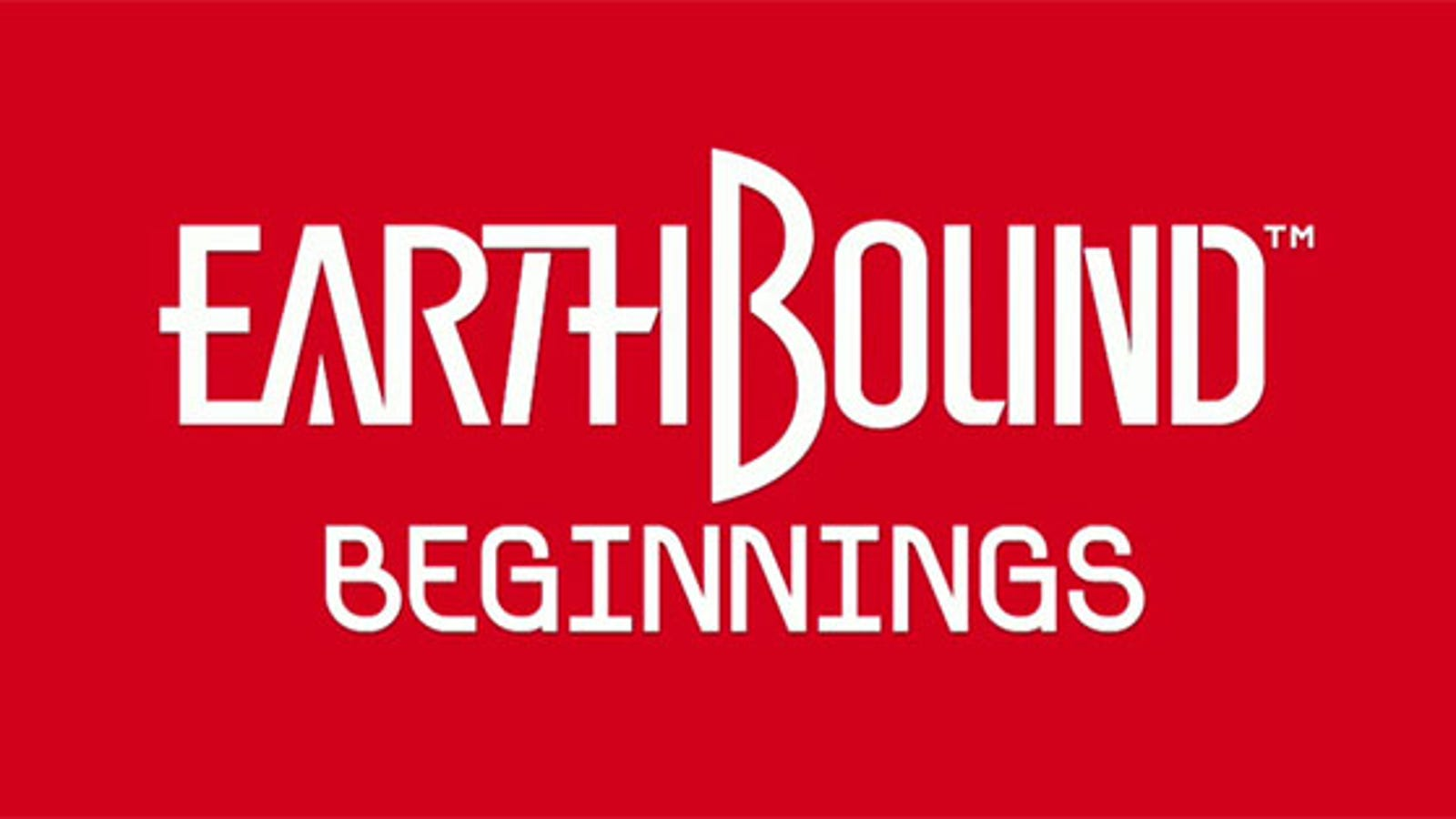 Mother Coming To Wii U As Earthbound Beginnings