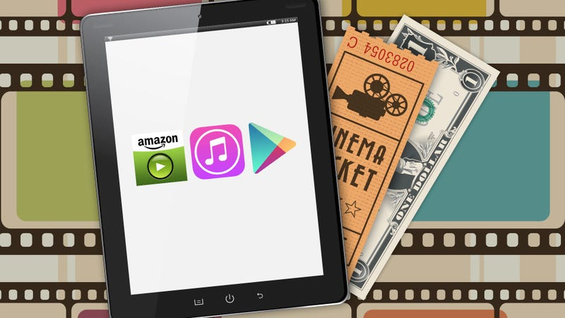 Why It's Okay to Buy Digital Movies From iTunes, Google, and Amazon