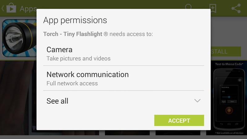 What App Permissions Mean in Plain English