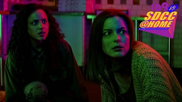 The Fear Street Trilogy Stars Reveal Easter Eggs and Bloopers at SDCC 2021