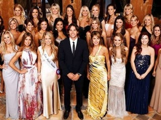 The cast of The Bachelor (ABC)