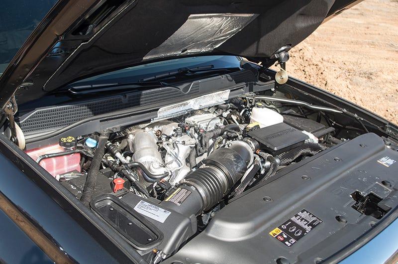2017 GMC Sierra Hd First Drive It's Got A Ton Of Torque But