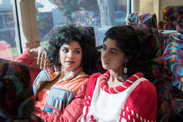 Before GLOW was canceled, Sunita Mani and co-stars sent a letter to Netflix asking for better representation