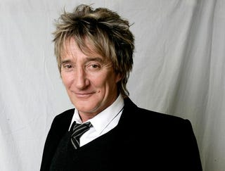 Illustration for article titled Rod Stewart Mistaken For Elderly Aunt