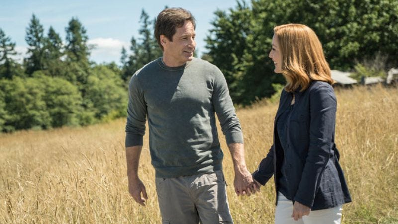 Illustration for article titled According to Fox, more episodes of The X-Files may be out there