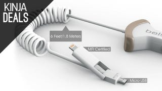 Illustration for article titled This USB Car Charger is Perfect for the Platform-Agnostic Family