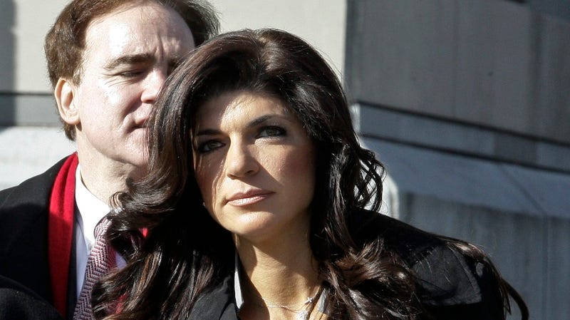 Illustration for article titled Teresa Giudice Is In Prison, Possibly with Some Prostitution-Whores
