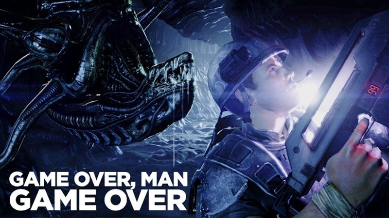 Illustration for article titled From Dream To Disaster: The Story Of Aliens: Colonial Marines