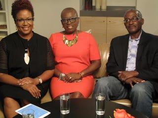Harriette Cole, Dionne Polite and William HamerHarriette Cole Media