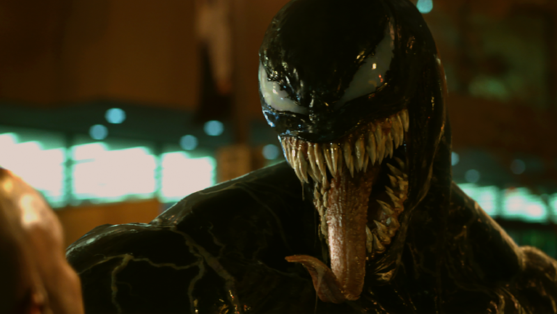 Illustration for article titled The Venom trailer has 64 million views on YouTube, and we'd like to know why