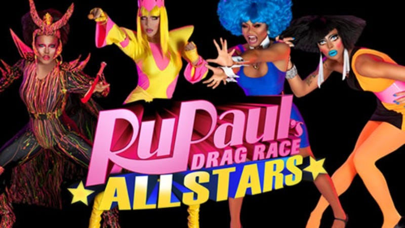 Illustration for article titled RuPaul's All Stars Drag Race finally gets a second season