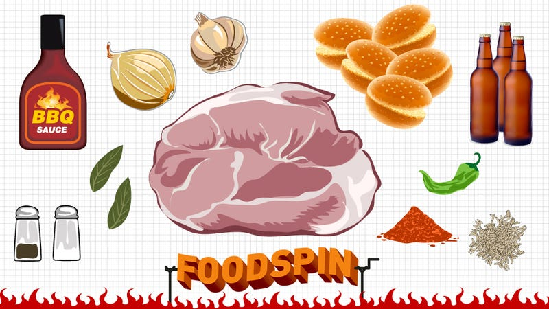 Illustration for article titled How To Make Pulled Pork: A Guide For Unfussy Super Bowl Eaters