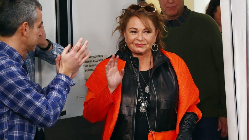 Illustration for article titled Roseanne Tearfully Apologizes for Offending Anyone Who Thought Her Racist Tweet Was Racist