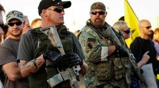 """Armed Oregon militants appropriately renamed """"YallQaeda"""" by TwitterTwitter"""