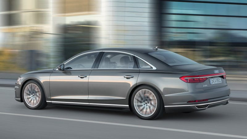 Say Goodbye To The W Audi A - Audi a8 w12
