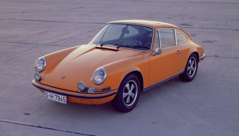 You Could Be Able To Buy A 'nd New' Vintage Porsche 911 Soon