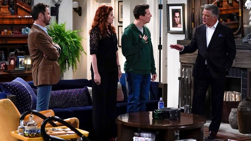 Illustration for article titled Will & Grace wraps up a Karen-centric episode in a nice sitcom package