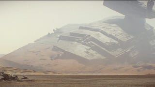 First Inevitable Wave of Star Wars Screencaps