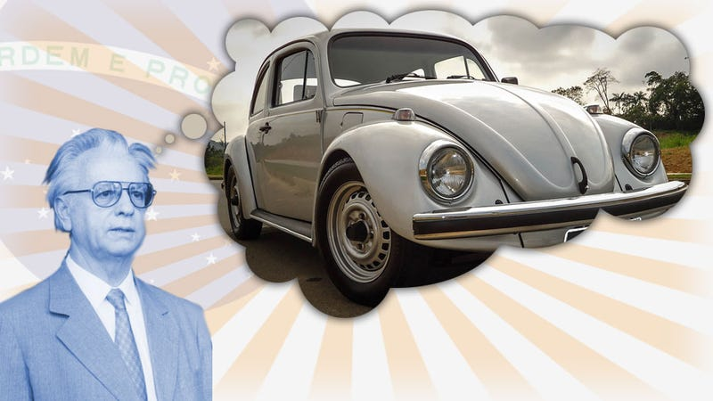 Illustration for article titled How A Former Brazilian President Made The Most Advanced Beetle