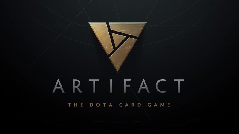 Illustration for article titled Valve Announces Artifact, A Dota Card Game
