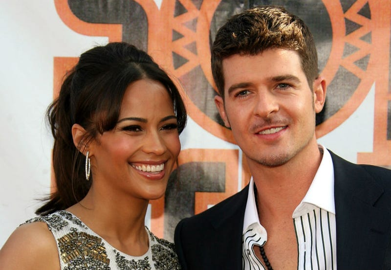 Illustration for article titled Paula Patton Officially Files For Divorce From Robin Thicke