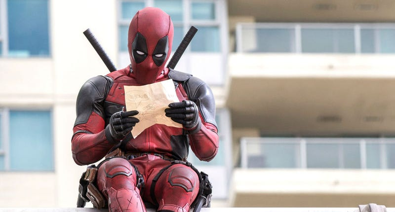 Illustration for article titled The Sequel To Deadpool Is Already Being Written, Because Of Course