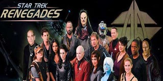 Illustration for article titled Star Trek Renegades: Suicide Squad in Space