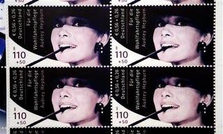 Illustration for article titled Audrey Hepburn Is Still Money