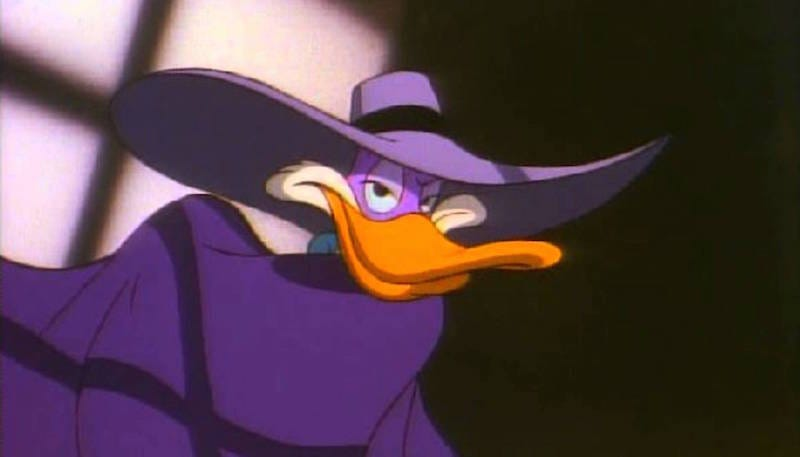 Illustration for article titled After Decades, Disney Resurrects Darkwing Duck - [Update: No, It's Not]