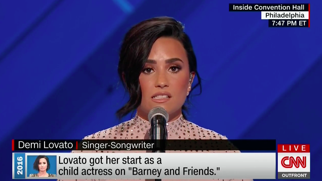 [UPDATE] This Shady Tweet About Demi Lovato Is Fake as Hell and This Is War But the Sentiment Stands?
