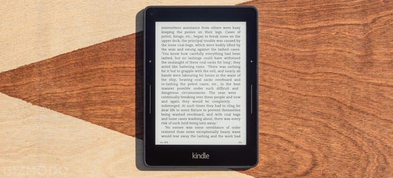 Avid Reader? Buy a Kindle Voyage For $130, Before It