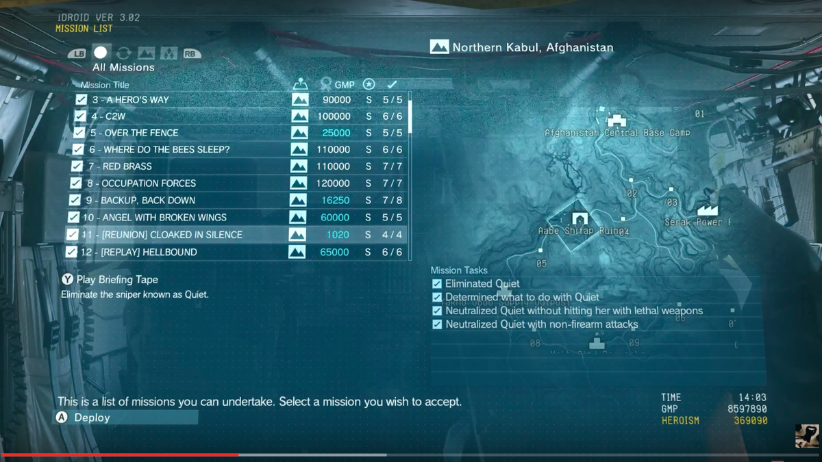 Metal Gear Solid V Patch Allows Players To Recruit An Old