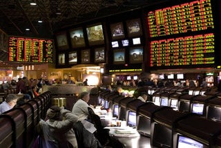 Illustration for article titled The People Of New Jersey Want Legal Sports Betting. Should They?