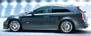 Illustration for article titled #PhotoshopDump - CTS-V Shooting Brake