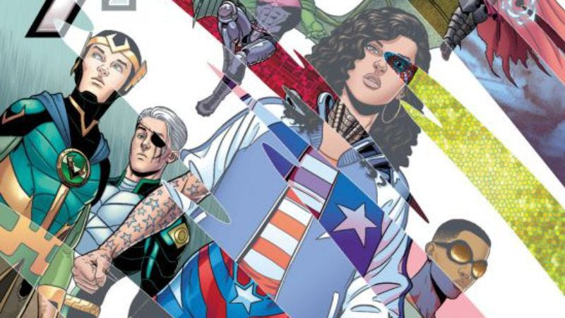 Illustration for article titled Young Avengers #8 and the rise of the Tumblrheroes