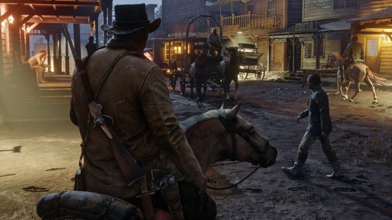 Illustration for article titled Una web de reviews es obligada a donar $1,3 millones a la caridad por filtrar detalles de Red Dead Redemption 2