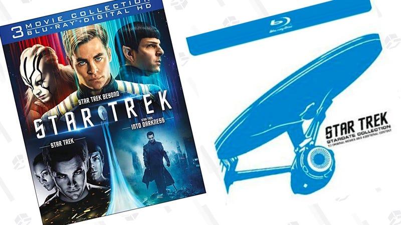 Star Trek: Stardate Collection | $33 | AmazonStar Trek Trilogy Collection | $21 | Amazon