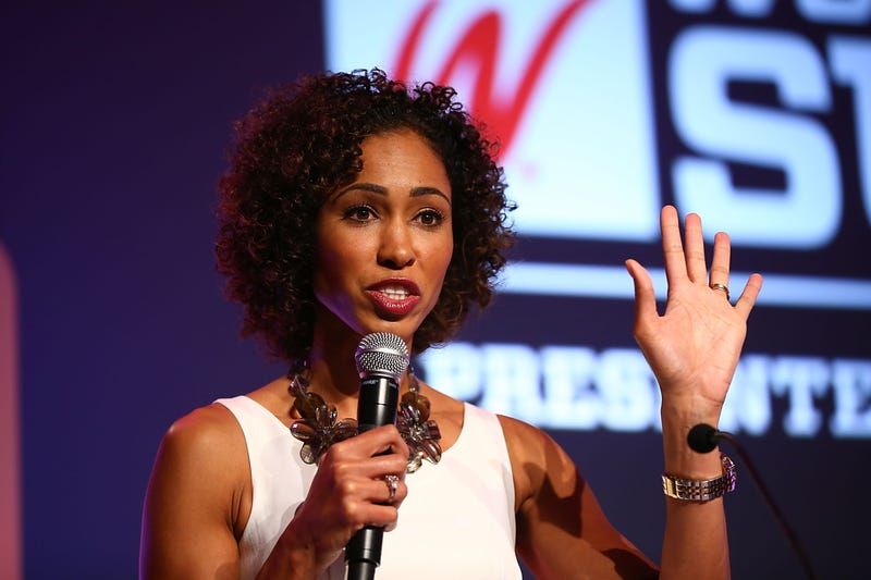 Sage Steele in 2013Joe Scarnici/Getty Images