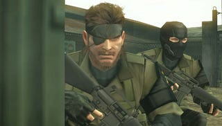 """Illustration for article titled Kojima On Peace Walker: """"This game is an MGS5-class game"""""""