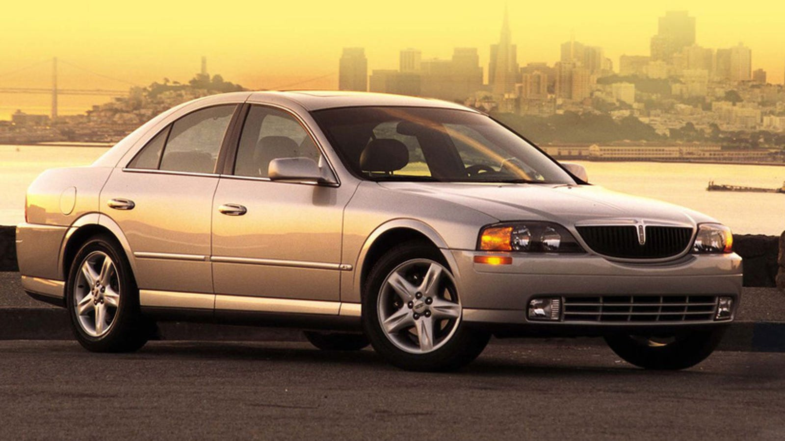 Was The Lincoln Ls Actually Any Good 2002 3 9l Engine Diagram