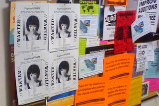 """Illustration for article titled Mirror's Edge """"Wanted"""" Posters Pop Up At Universities"""