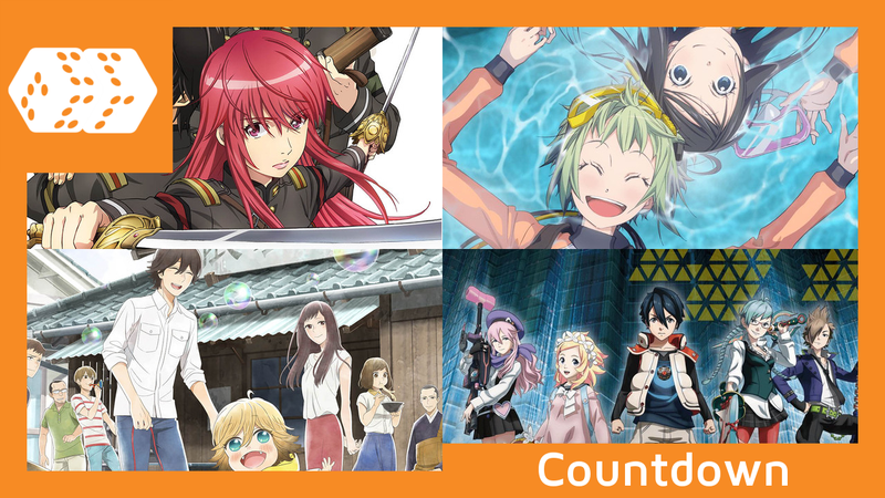 Illustration for article titled Crunchyroller Countdown: The Top 10 Crunchyroll Series of 2016 No One Saw